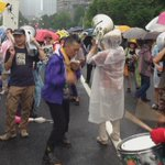 Happening Now in #Tokyo 120,000+ protesting Abes security policies at #Japans parliament @SEALDs_Eng http://t.co/wP9sGjBMu2