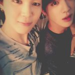 """""""@BTS_twt: 침잘남이 진못냄이 #JIMIN #jin http://t.co/wXGKtyouCc"""" I love everything about this"""