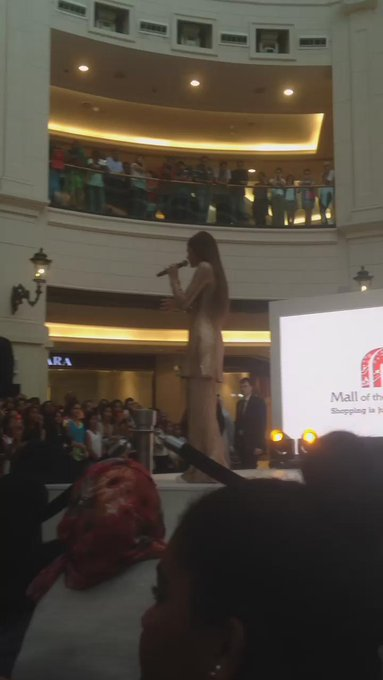 talking about Dubai and fans surprising her by singing happy birthday
