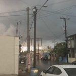 ???? por poco y se forma un tornado en #Matamoros que cosas tan maravillosas y aterradoras puede tener la naturaleza. http://t.co/QSUNvKsEjH