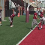 .@wsucougfb getting ready for Portland State and season opener on Saturday. @700espn http://t.co/3sgUrSWWUY
