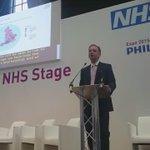 Simon Stevens talks about deploying innovation across the NHS through vanguard sites #expo15nhs #futureNHS http://t.co/B4O8LkIWMi