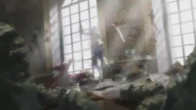 『Fate/stay night-UBW』アーチャーVS衛宮士郎