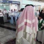 """#فيديو : أطفال #المدينة_المنورة يستقبلون وفود الحجاج بـ : """" طلع البدر علينا """".   #الحج #المدينة #السعودية http://t.co/W5Ys3HnBF8"""