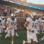.@TCUFootball heading out on the field http://t.co/84U6AOptO6