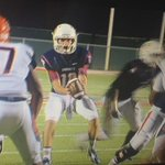 VIDEO: @GoOxbridge QB @AngeloNavaroli finds @sochacade in the corner of the end zone for a TD. http://t.co/UuLSjAPnSi