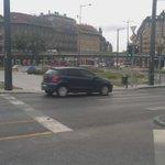 The morning rush hour in Budapest http://t.co/zLITGLAmz9