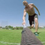 Olympic Javelin Thrower @chostetler15 training for @Rio2016_en 😱 with @GoPro!!! http://t.co/p7l9SAp8IR
