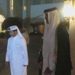 #VIDEO Encuentro entre Pdte. @NicolasMaduro y el emir de Catar Bin Hamad Al Thani en Doha #MaduroExitoRotundo http://t.co/EhPNeFJDE2