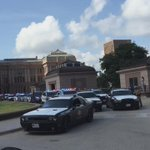 Stand with Law Enforcement at our State Capitol today. #backtheblue http://t.co/qvuH9GWNzi