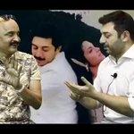 Ha Ha Ultimate :-D RT @arvinfido: சித்தார்த் அபிமன்யு பார்வையில் #Ajith ...   #ThaniOruvan http://t.co/zWPgPUd2pG