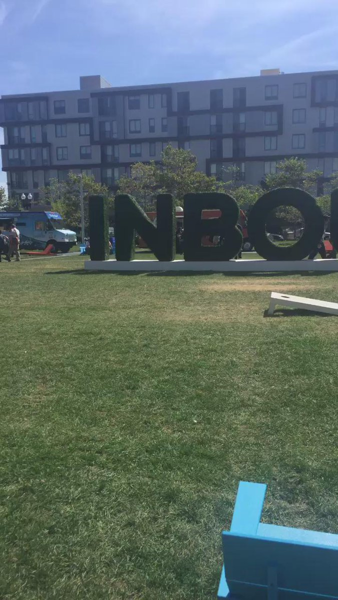 Really awesome day at #INBOUND15 http://t.co/r2Jyu37Jic