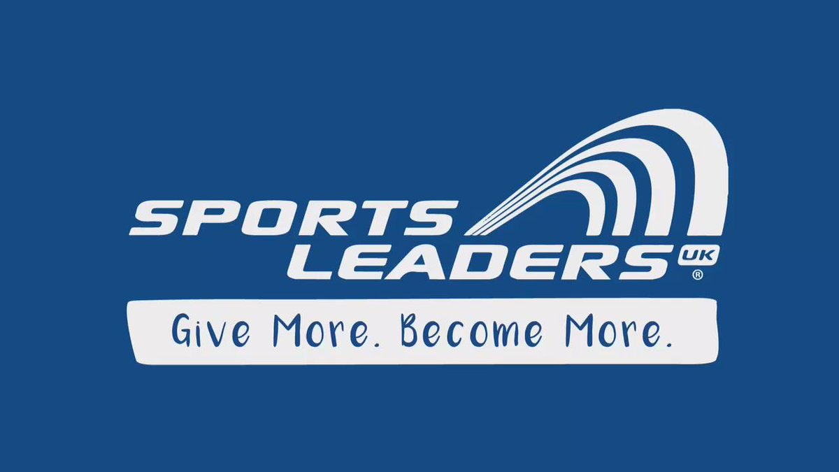 2 million sports leaders by 2020... Join us on our journey! Retweet to show your support! #BecomeMore http://t.co/hMOS7mtrIs