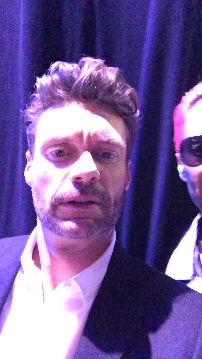 RT @RyanSeacrest: if we're not already buds on @snapchat u need to get in on this @jaredleto action- follow: ryanseacrest #iheartradio http…