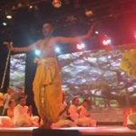 RT @vasukibhaskar: Come home to @rblaaze  the performer. #PattanathilBootham #karthikraja @ThenandalFilms   #theater