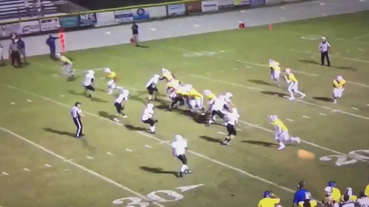 Hey @SportsCenter what do you guys think about this play being in the top 10 ? North myrtle beach high school http://t.co/XiF5JEVWmA