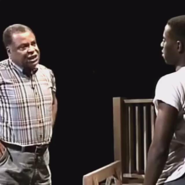 #Fences by @augustwilson ft. @jamesearljones & @CourtneyBVance | #theater #classic #Acting http://t.co/dYN8hjKu6B