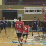 #TorneoCCS Varsity Masculino: Sagrado Corazón de Ponce derrotó a la Vocacional de Mayagüez 21-11 21-14. http://t.co/eqw6ZfpREh