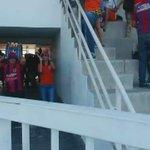Llegó nuestra barra a la Ciudad Deportiva de Puerto Cabello. VAMOOOOOOS MONAGAS http://t.co/yVDeUxBNzo