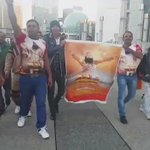 Conquering new territories,MSG2 is releasing in France 2day.Beguiled Fans celebrating thru RoadShow #Crossed200CrMSG2 http://t.co/47guCMiDH7