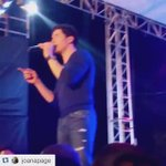 """""""Akin ka nlang"""" TISOY VERSION at Grand fans day in Cebu.. Ctto @aldenrichards02 @r_faulkerson #ALDUBSwitch http://t.co/PVUoAwmcgz"""