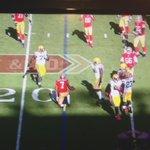 "Packers defender tells Kaepernick, ""You aint Russell Wilson bruh!"" http://t.co/hKqcKU8B1s"