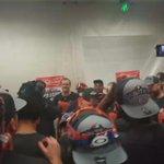 """""""Were a f__king playoff team!"""" Hinch speech. #Astros http://t.co/rpkmv4gL9g"""