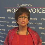 Todays Worker Voice Summit is a way to #StartTheConvo for an economy where workers, businesses & families thrive. http://t.co/Ep34V5nFZ2