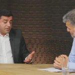 Dün pkk ile alakamız yok diyordu, bugün PKKlıların cenazesine katılmayan HDPlilere soruşturma açarım diyor. http://t.co/TX9hz4qGlU