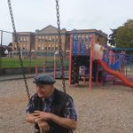 The Senior Swinger of Victoria! Hear him on @CBContheisland NEXT. #yyj http://t.co/L4EsysTdcQ