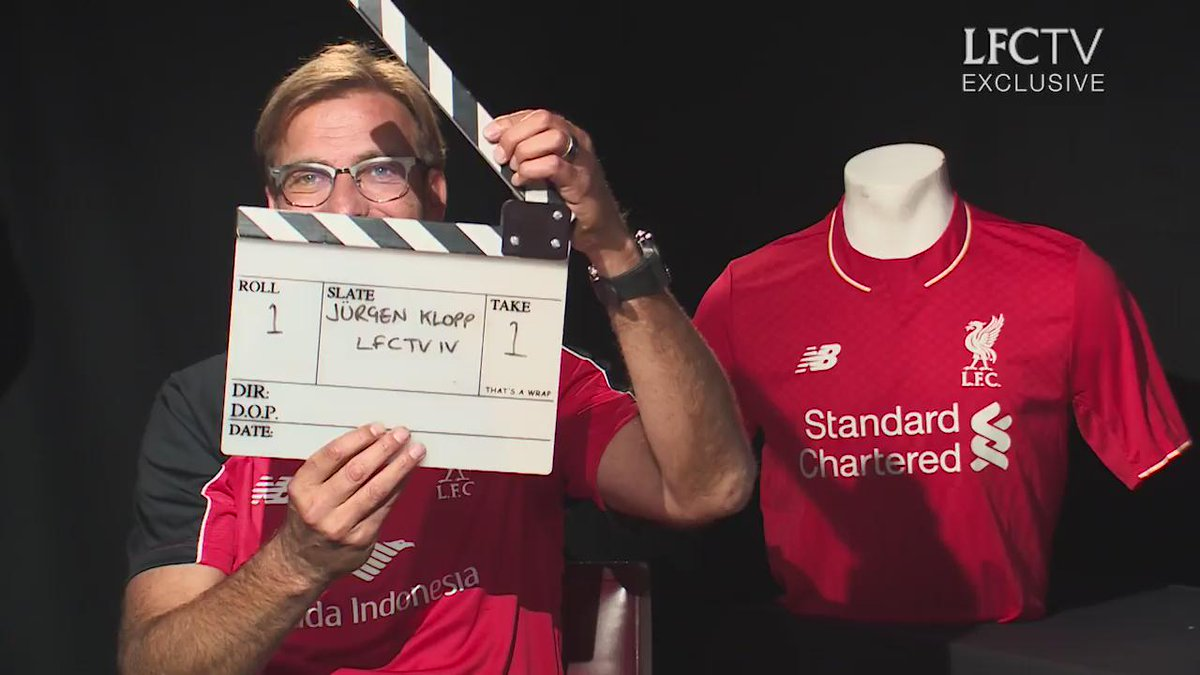 Don't miss Jürgen Klopp's first interview as #LFC manager on LFCTV and LFCTV GO tomorrow morning at 8am BST #KloppLFC http://t.co/2rS3h1euOt