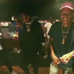 Wiz Khalifa and Travis Scott... ROLLING PAPERS 2 ON THE WAY http://t.co/FulraGIRyL