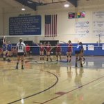 VOLLEYBALL: This one is sailed. @JBHS_Athletics takes game two 25-11 over Burbank. A http://t.co/obqvFNxdRN