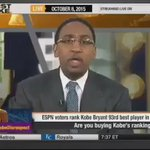 I agree with Stephen A http://t.co/A4tiF4vzLo