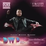 The one & only @DukeDumont is joining #DWP15 lineup & he's gonna bring the house down with his awesome house music! http://t.co/q9nKpRdXMs
