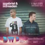Winner of 'Best American DJ' twice, San Francisco-native Trance duo @GABRIELnDRESDEN are coming to #DWP15 this Dec!! http://t.co/Q1zcz3VId0