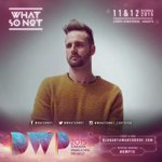 @WhatSoNot will be making his #DWP15 debut this year & is bound to be a surefire hit with everyone! Guaranteed! http://t.co/VQZUQS43EN