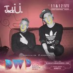 This is #1 MOST WANTED frm ur wishlist! Making their ASIAN debut in #DWP15, pls welcome #JackÜ @Skrillex & @Diplo! http://t.co/AZAoN7wWSA