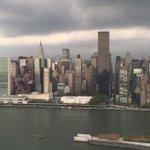 Todays storm rolling through Manhattan #NYC (via @javanng) http://t.co/QQurChiU5D