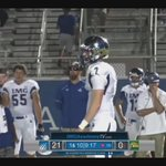 #SCTop10 play: #Purdue commit @Jack_Wegher3 w/ 1-handed grab on 69-yard rec from #OleMiss commit @SheaPatterson_1! http://t.co/V54E6x7OTZ