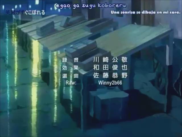 Aria The Animation(ハルフィルムメーカー)「ウンディーネ」(作詞:河井英里/作曲:窪田ミナ/歌唱:牧野