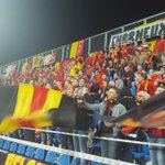 The @Fanclub1895 end is getting fuller and louder! #andbel #tousensemble http://t.co/0kCdNlMWZh