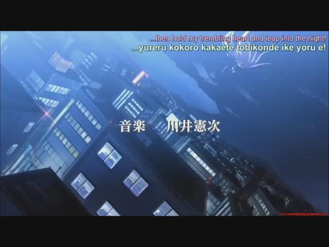 Fate/stay night(スタジオディーン)「disillusion」(作詞:芳賀敬太/作曲:Number201/