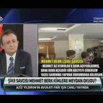 """Mehmet Berk: """"Bana dava açıldığı gün bana yapılan rüşvet tekliflerini ve siyasi baskıları açıklarım!"""" http://t.co/nkO6t5Hhrx"""