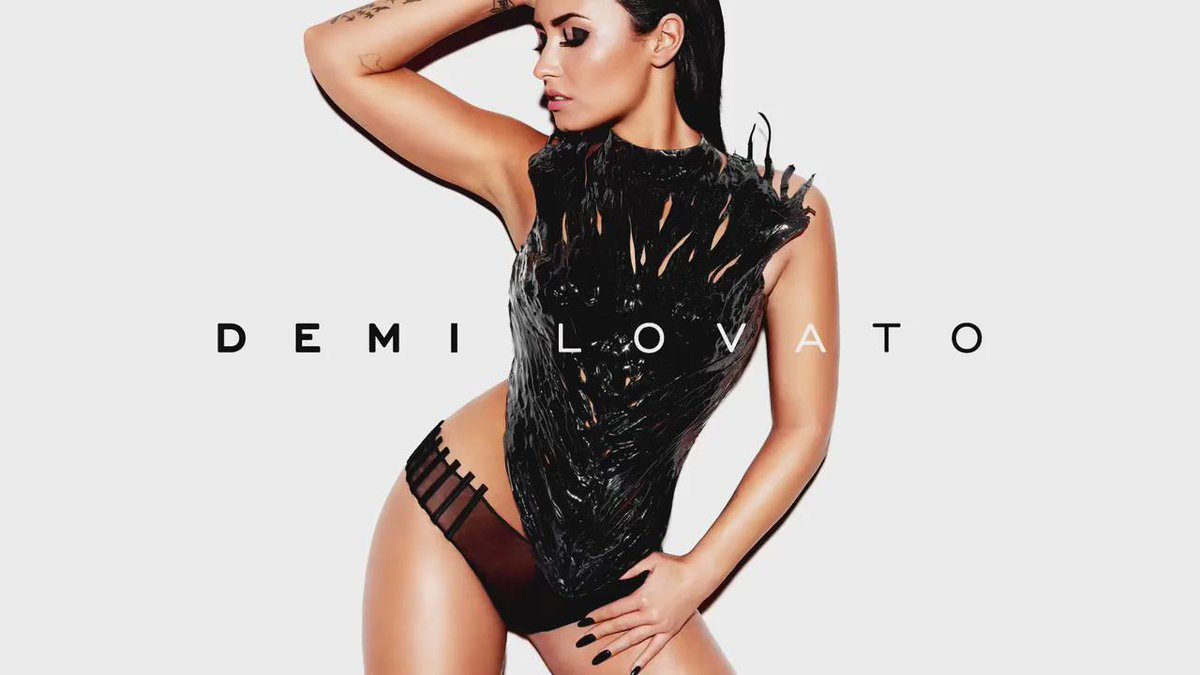 You gotta hear @ddlovato boast, brag & sing all over her kick-ass new album, #Confident