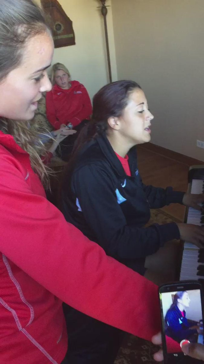 @BallStateSoccer is a team of many talents