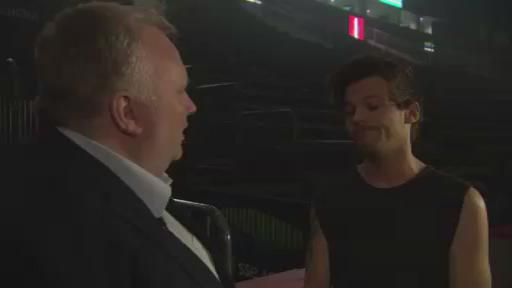BBC presenter Nolan called 'a little shit' by One Direction Louis https://t.co/9q0e5uRIPn
