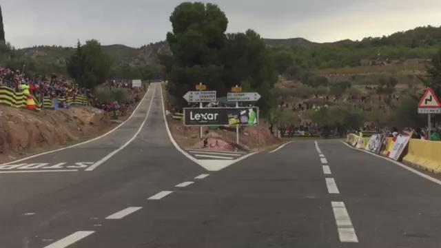 . @SebOgier @ El Molar (SS 11) #RallyRACC #WRC https://t.co/rO0YSD86n4