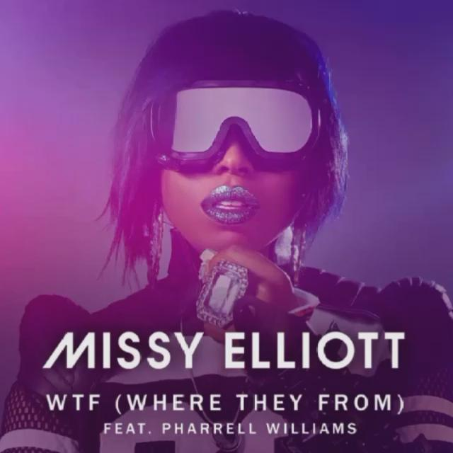 "TOMORROW! Tune To @iHeartRadio Stations Every Hour On The Hour 4 The World Premiere Of ""WTF"" @MissyElliott #WTFMissy https://t.co/fKjvbFWBQ7"