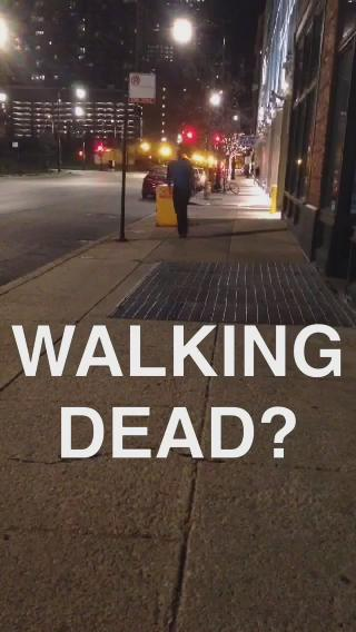 Do you ever see drunk ppl walking the streets and think *WALKING DEAD OR NAH?* https://t.co/TnpxP8MTE2